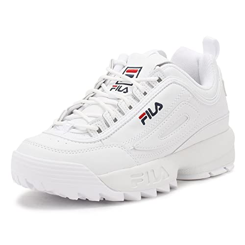 Fila Disruptor Low WMN White 10101531FG, Basket