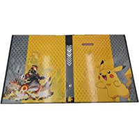 Pokemon cards album 20 pages 160 playing cards holder album for 70 X 94 mm cards