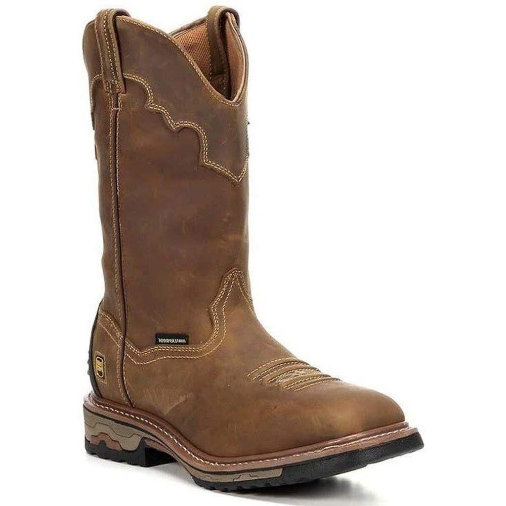 Mens Dan Post Blayde Work Certified Boots Steel Toe Waterproof