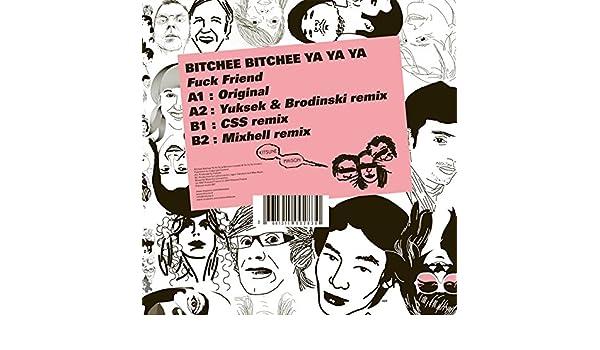 Bitchee bitchee ya ya ya fuck friend foto 599