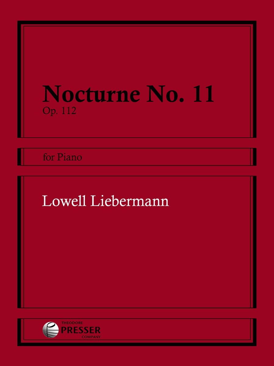 Download Nocturne No. 11, Op. 112 pdf