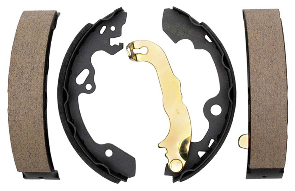 Raybestos 747PG Professional Grade Drum Brake Shoe Set