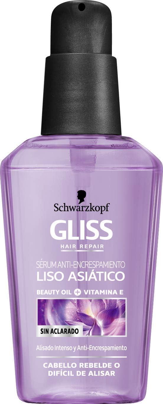 Gliss - Liso Asiático Sérum Anti-encrespamiento - 50ml - Schwarzkopf