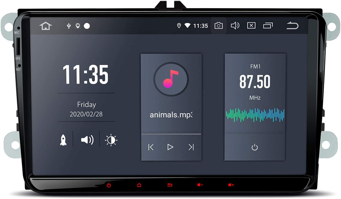 Xtrons 9 6 Core 4gb Ram 64gb Rom Android Autoradio Mit Elektronik