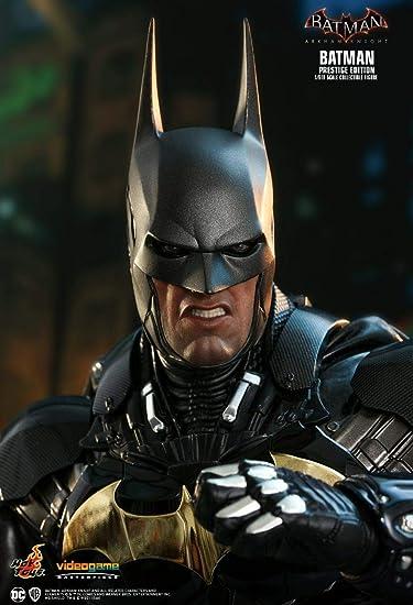 Amazon.com: Hot Toys Batman Arkham Knight Prestige Edition (VGM37) 1/6 Scale Collectible Figure: Toys & Games