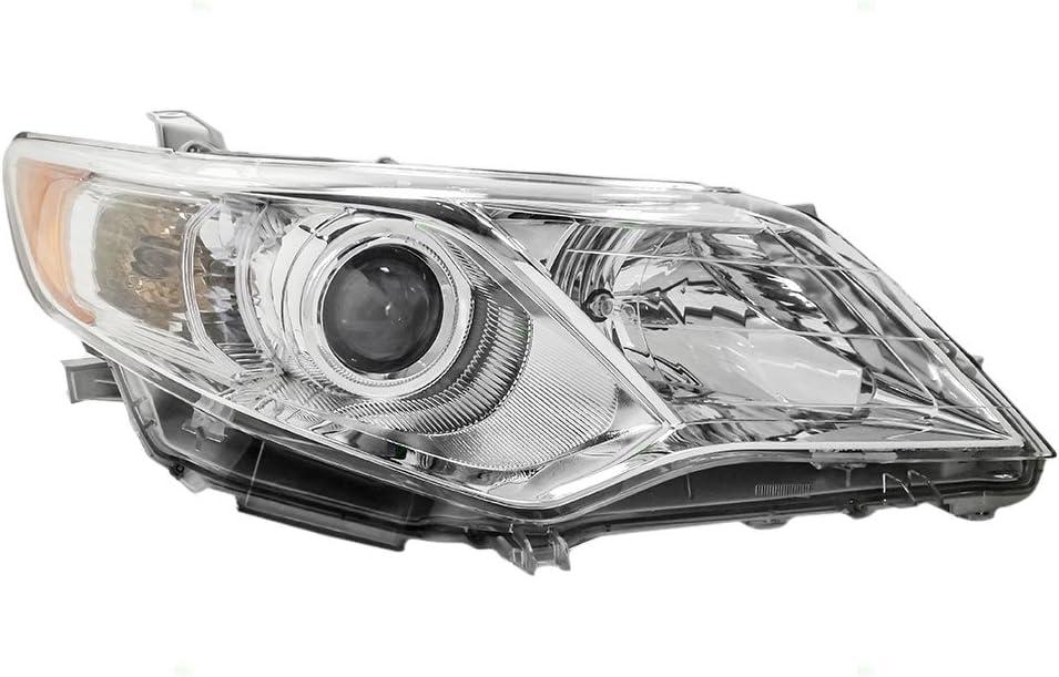 FITS CHRYSLER 300 2011-2013 CHROME HEAD LIGHT TRIMS BEZELS 2PCS