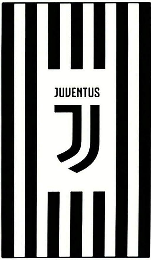 de 70/x 140 cm. Toalla de algod/ón con el logo del club de f/útbol Juventus