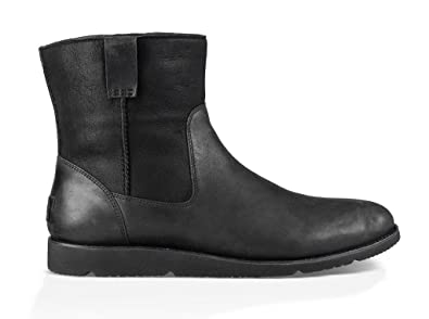 UGG Men's Thorwald Black Boot 11.5 D ...