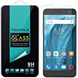TechFilm for ZTE Blade Spark Tempered Glass Screen Protector