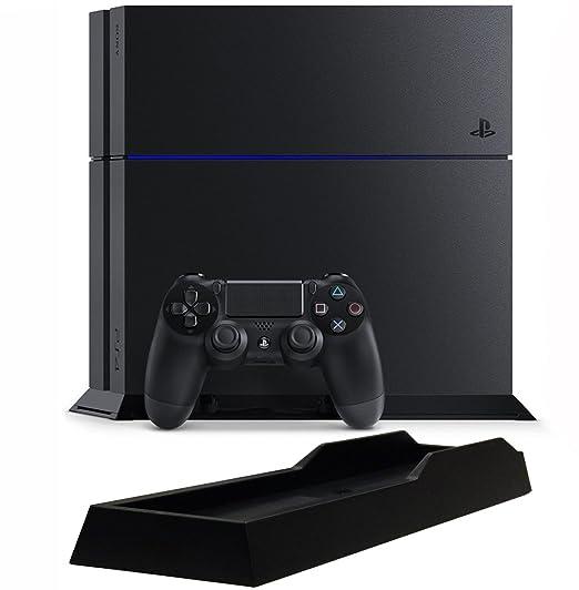プレイステーション4 [PS4] (20170704) PlayStation4 [本体] 【新品即納】 (CUH-2100BB01) ジェット・ブラック 1TB