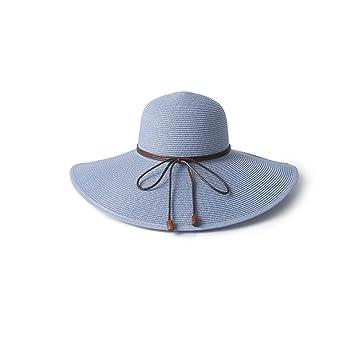 YXINY Viseras Ly-117 Puede Ser Doblar Apilado Sombrero del Verano De Las  Mujeres Sombrero 3d824fc9d67