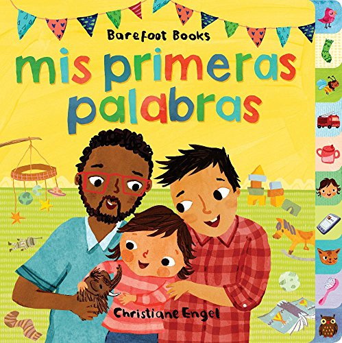 MIS Primeras Palabras (Spanish Edition) by Barefoot Books