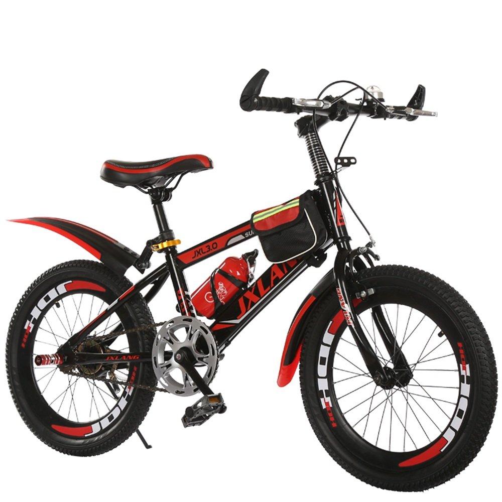 子供用自転車、1820インチの学生用マウンテンバイク615歳のサイクリング少年少女 ( 色 : Red-B , サイズ さいず : 18 inches ) B07CNBGJV1 18 inches|Red-B Red-B 18 inches