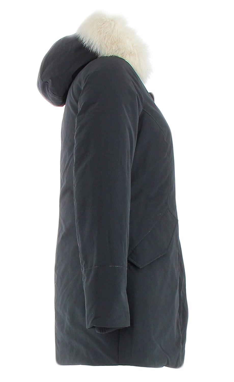 Hetrego Damen Jacke Schwarz schwarz 40: : Bekleidung