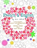 img - for French & English - A Bilingual Adult Coloring Book on Swear, Curse and Dirty Words (A Bilingual Swear, Curse and Dirty Words) (Volume 5) book / textbook / text book