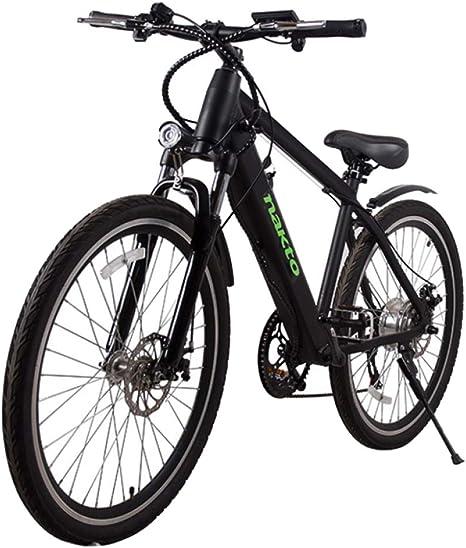 MERRYHE Bicicleta De Montaña Eléctrica 36V 250W Batería De Litio ...
