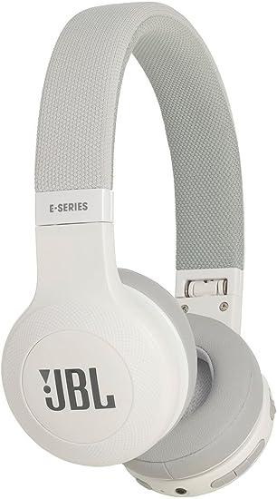 3129722bb21 JBL Harman E45 Bluetooth On-Ear Headphone - White: Amazon.co.uk ...