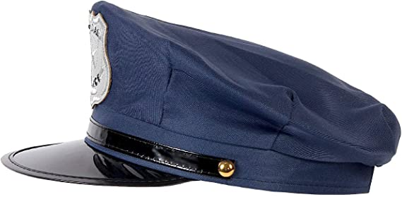 CAPPELLO POLIZIA POLIZIOTTO carnevale polizeihut CARNEVALE cappelli