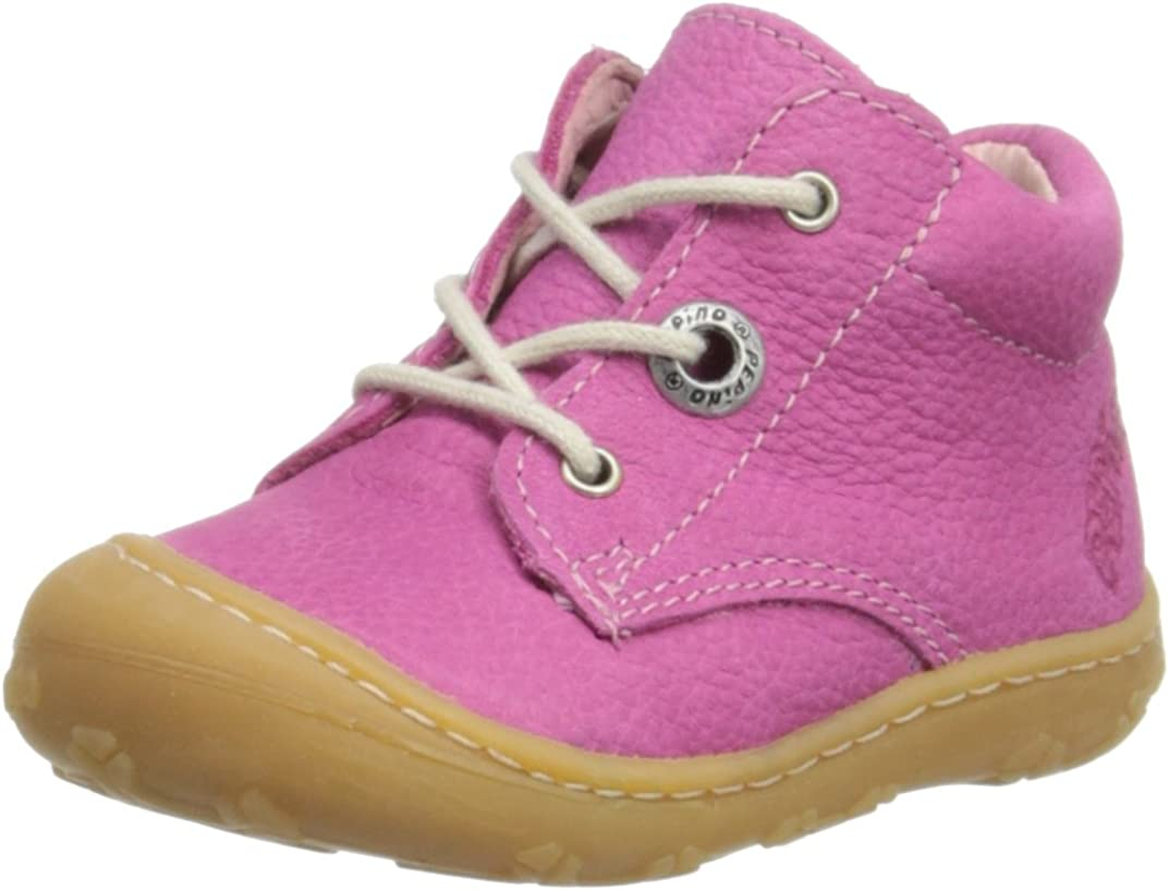 Selling RICOSTA Our shop OFFers the best service Boy's Lace-Up Toddler 6 Pink