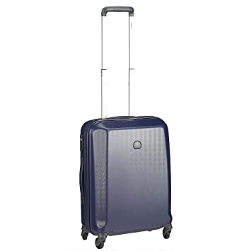a34b735341 Delsey Pilatus Valise 4 roues navy 55 cm: Amazon.fr: Bagages