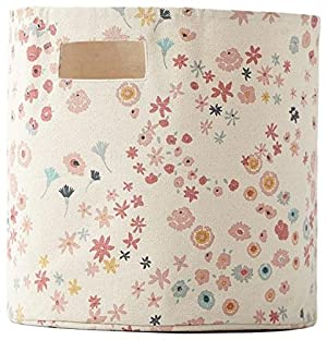 Pehr Designs Meadow Bin, Pink