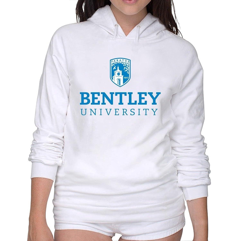 Women Bentley University Crew Neck Hoodies T Shirt