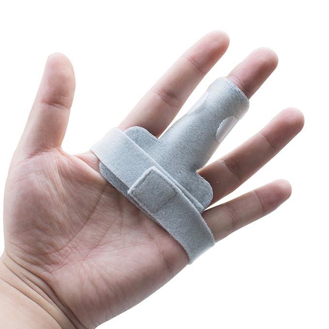 1 opinioni per Risingmed Trigger finger Splint tutore regolabile con innovativa schiuma