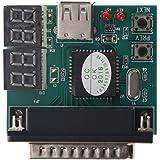 SODIAL(R) Analizador Probador Diagnostico para Placa Madre PCI de PC Computadora Portatil