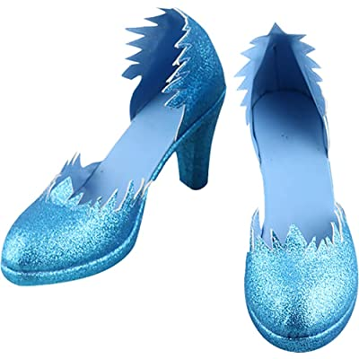 Mister Bear Frozen Snow elsa Cosplay Costume Boots Boot Shoes Shoe: Clothing