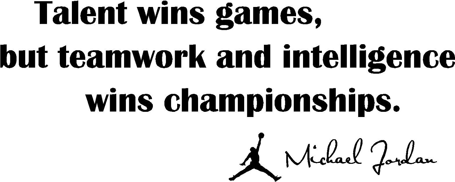 Buy Talent Wins Games But Teamwork And Intelligence Wins