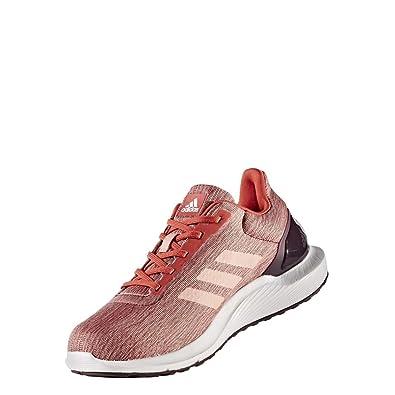 finest selection a8ffb f405a adidas Damen Cosmic 2 W Laufschuhe Mehrfarbig (BuruniRostraRojtac) 36 2