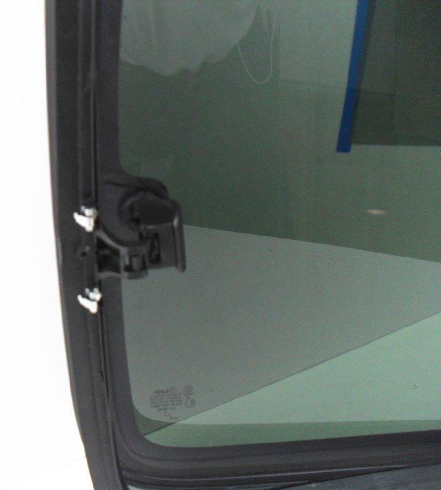 C1500 C2500 C3500 K1500 K2500 K3500 2D Extended Pickup Driver Left Side Rear Quarter Glass Window Movable W//Frame /& Latch Fits 1999-2006 Chevrolet Silverado