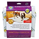 PoochPad 20-Inch by 27-Inch Pet Training Pad, Medium, 2-Pack