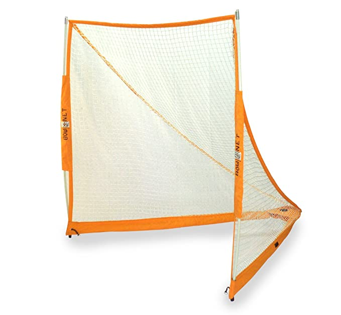 Bownet Official Full Size 6 x 6 Portable Lacrosse Goal