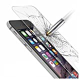 iPhone 5S / 5 / SE Crystal Clear Tempered Glass Screen Protector by Deet® Anti Scratch Transparent Shatter Proof 9H Hardness Rating