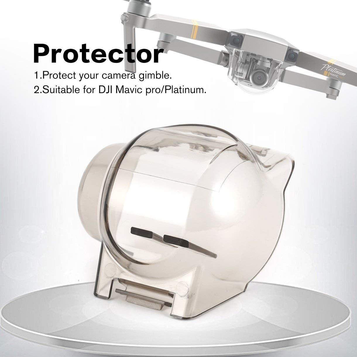 Camera Len Protector Gimble Cap Cover Hood Guard for RC DJI Mavic 2 Pro BE