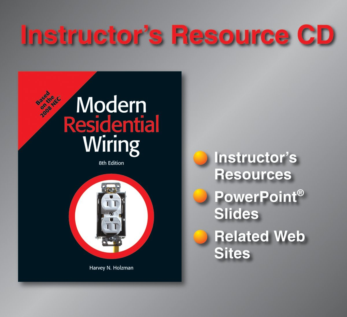 Buy Modern Residential Wiring Instructor's Resource Cd Book Online at Low  Prices in India | Modern Residential Wiring Instructor's Resource Cd  Reviews ...