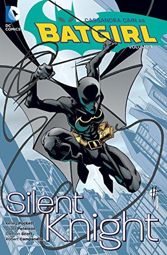 Batgirl Games - Batgirl Vol. 1: Silent Knight
