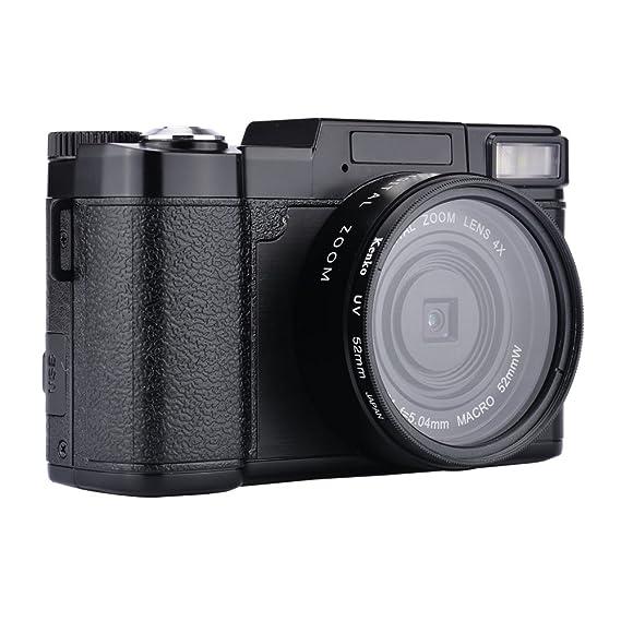 Amazon.com : MARVUE Camcorder 24MP Digital Camera FHD 1080P Video ...