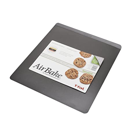 Review AirBake Nonstick Cookie Sheet,