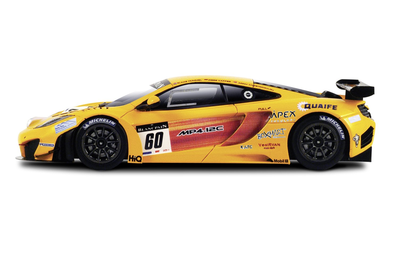 True Scale 413311150 - McLaren MP4, Startnummer 60, 2011, 1:43