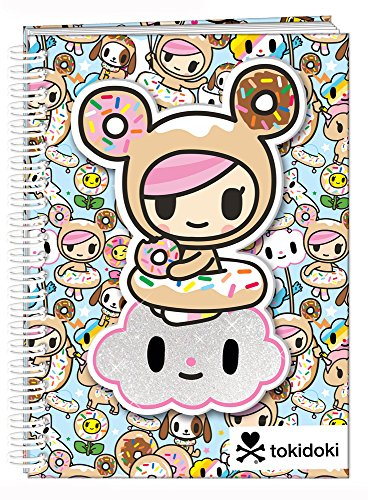 tokidoki Spiral Notebook