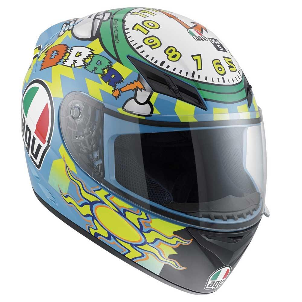 Amazon.es: AGV K3 Rossi - Casco de moto