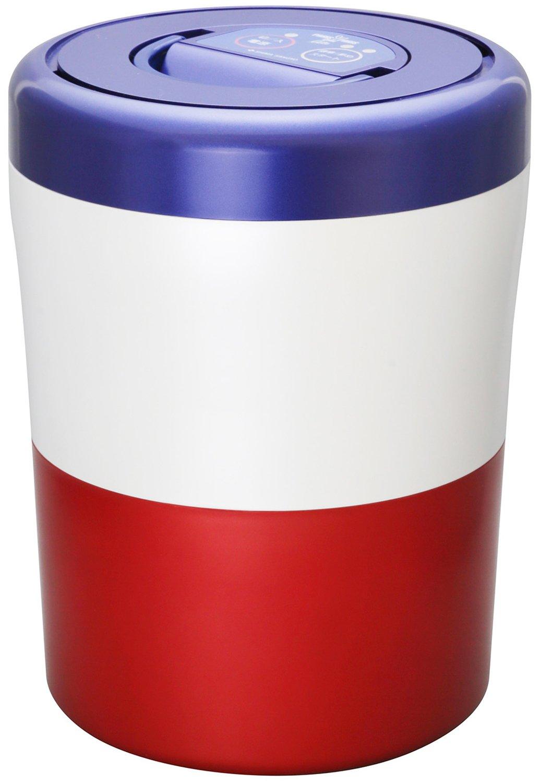 Household garbage weight loss dryer【PARISPARIS CUBE LIGHT】 PCL-31-BWR (Tricolor)