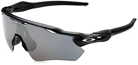 ca81b33573 Image Unavailable. Image not available for. Colour  Oakley Men s Radar Ev  Path Polarized Iridium Rectangular Sunglasses ...
