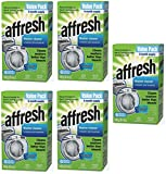 Affresh Washer Machine Cleaner, 5 Pack (6-Tablets, 8.4 oz)