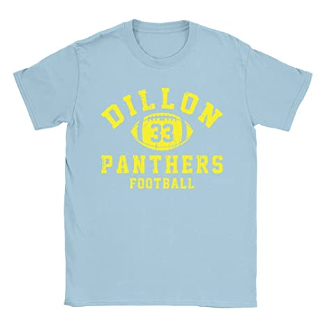 Kickass Tees Dillion Panthers Mens T-Shirt Friday Night Lights Top Quote  Cool Present Gift  Amazon.co.uk  Clothing f6409bb1e
