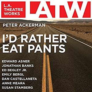 I'd Rather Eat Pants Performance