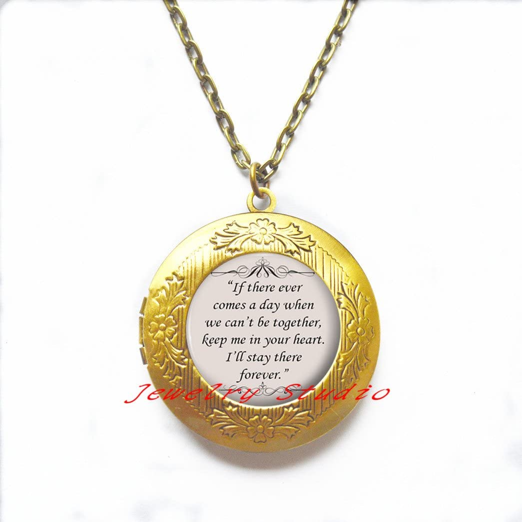 com charming fashion locket necklace,friends gift idea
