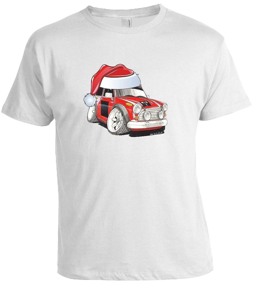 Sticar-it Ltd Koolart Papá Noel Navidad Sombrero para Retro Mini ...